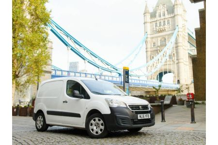 The new cost of driving a van into London