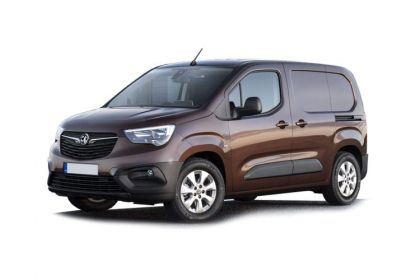 Vauxhall Combo Van Cargo L1 2000 1.5 Turbo D FWD 100PS Sportive Van Manual
