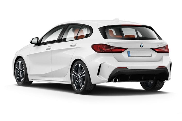 BMW 1 Series 116 Hatch 5Dr 1.5 d 116PS M Sport 5Dr DCT [Start Stop] [Tech Pro] back view