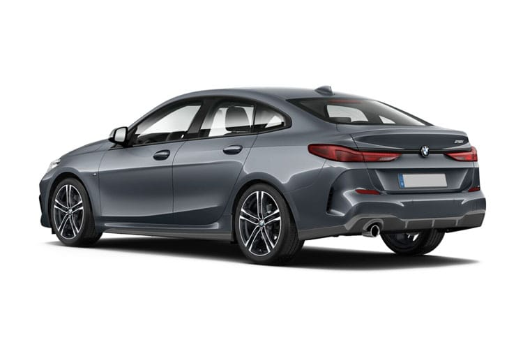 BMW 2 Series 218 Gran Coupe 1.5 i 136PS Sport 4Dr Manual [Start Stop] back view