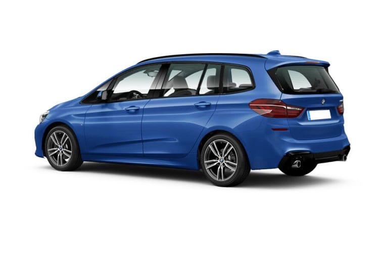 BMW 2 Series Tourer 216 Active Tourer 1.5 d 116PS M Sport 5Dr DCT [Start Stop] back view