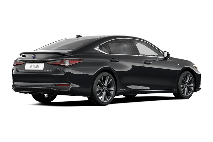 Lexus ES 300h Saloon 2.5 h 218PS ES Premium Edition 4Dr E-CVT [Start Stop] back view