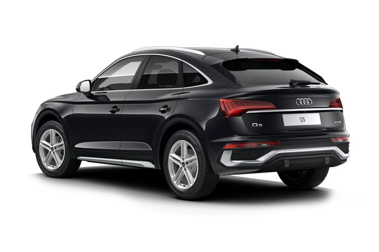 Audi Q5 40 SUV quattro 5Dr 2.0 TDI 204PS Sport 5Dr S Tronic [Start Stop] back view
