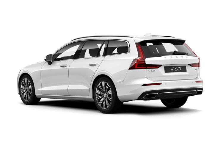 Volvo V60 Cross Country AWD 2.0 B5 MHEV 250PS  5Dr Auto [Start Stop] back view