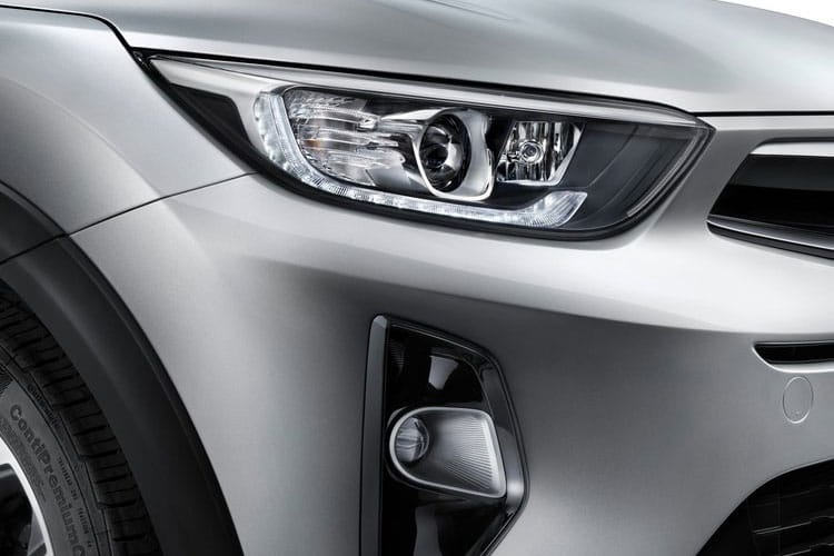 Kia Stonic SUV 5Dr 1.0 T-GDi MHEV 118PS GT Line 5Dr DCT [Start Stop] detail view