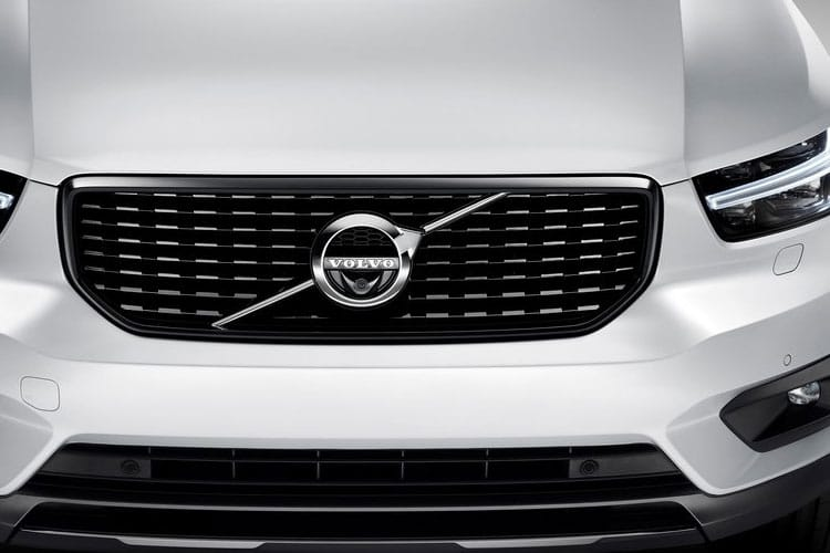 Volvo XC40 SUV AWD 2.0 B5 MHEV 250PS R DESIGN Pro 5Dr Auto [Start Stop] detail view