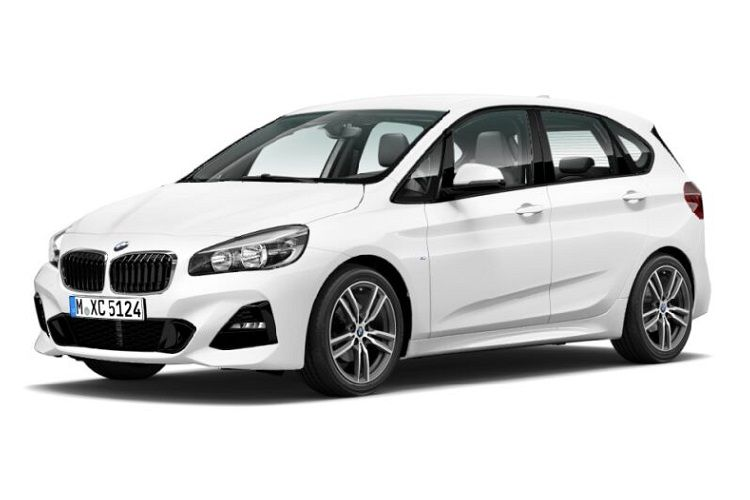 BMW 2 Series Tourer 216 Active Tourer 1.5 d 116PS M Sport 5Dr DCT [Start Stop] front view