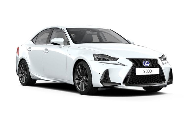 Lexus IS 300 Saloon 2.5 h 223PS IS 4Dr E-CVT [Start Stop] front view