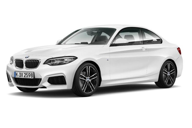 BMW 2 Series 220 xDrive Coupe 2.0 d 190PS Sport 2Dr Auto [Start Stop] [Tech II] front view