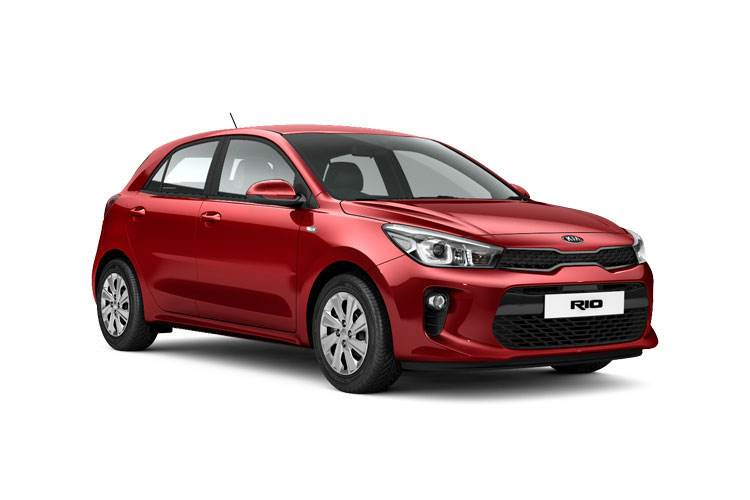 Kia Rio Hatch 5Dr 1.25  83PS 1 5Dr Manual [Start Stop] [ADAP] front view