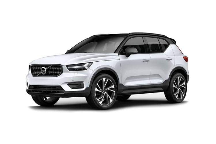 Volvo XC40 SUV AWD 2.0 B5 MHEV 250PS R DESIGN Pro 5Dr Auto [Start Stop] front view