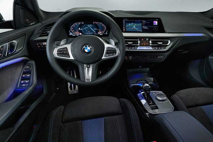 BMW 2 Series 218 Gran Coupe 1.5 i 136PS Sport 4Dr Manual [Start Stop] inside view