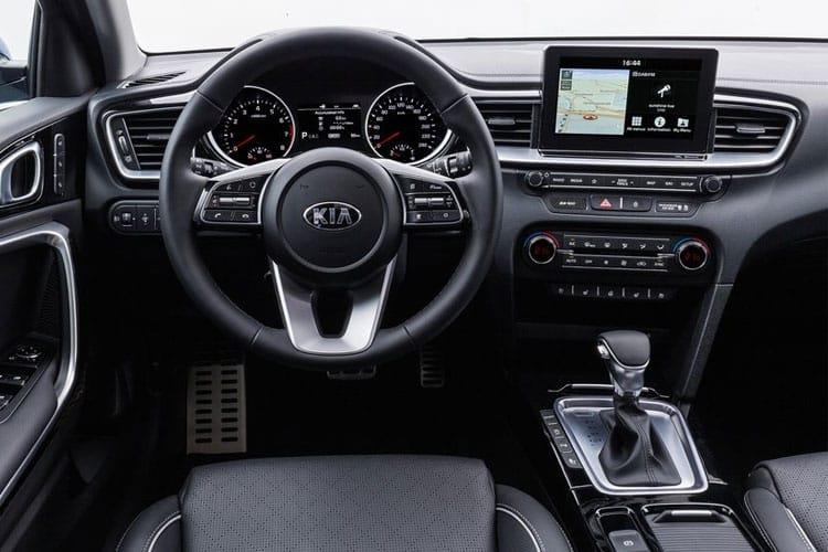 Kia Ceed Hatch 5Dr 1.6 CRDi 114PS 3 5Dr Manual [Start Stop] inside view
