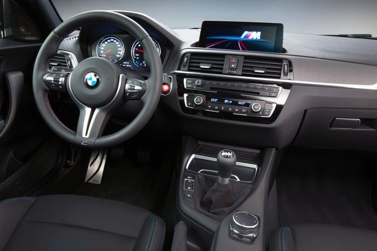 BMW 2 Series 220 xDrive Coupe 2.0 d 190PS Sport 2Dr Auto [Start Stop] [Tech II] inside view