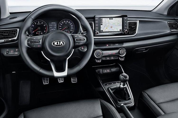 Kia Rio Hatch 5Dr 1.25  83PS 1 5Dr Manual [Start Stop] [ADAP] inside view