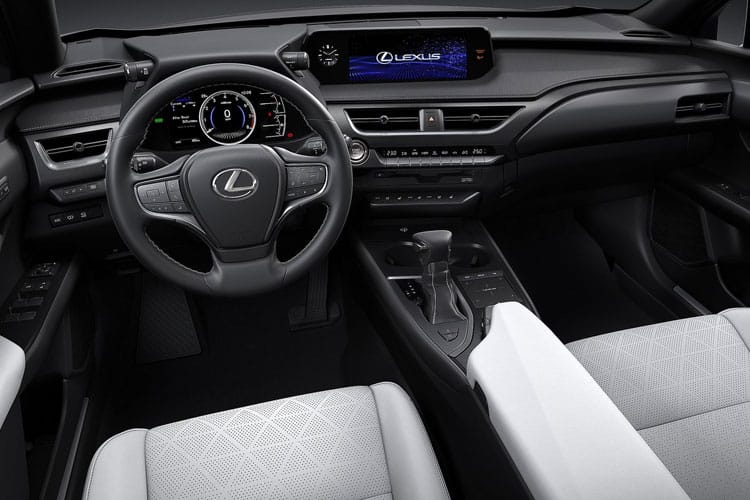 Lexus UX 250h SUV 2.0 h 184PS UX 5Dr E-CVT [Start Stop] [Prem Plus Tech Safety SRoof] inside view