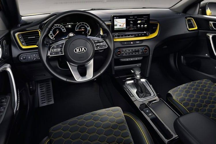 Kia Ceed XCeed SUV 5Dr 1.0 T-GDi 118PS 4 5Dr Manual [Start Stop] inside view