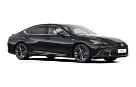 Lexus ES Saloon car leasing