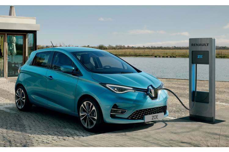Renault Zoe Hatchback Hatch 5Dr E R135 52kWh 100KW 134PS i GT Line Rapid Charge 5Dr Auto